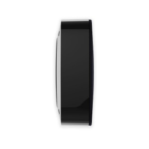 Security Wireless Indoor Siren (Black)