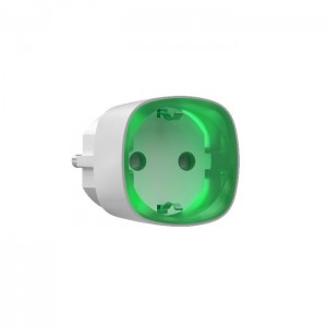 AJAX Socket Wireless Smart Plug With Energy Monitor